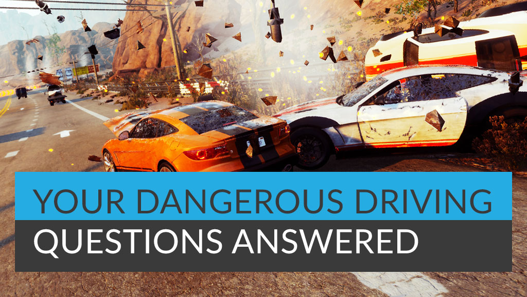 Dangerous Driving - Three Fields Entertainment